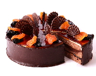 a_Apricot_Chocolate_Mousse_Cake