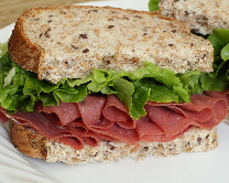 a_Cervelat_On__Homestyle_Rye