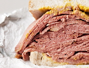 a_First_Cut_Corned-Beef_on_Rye_with_Dijon_Mustard