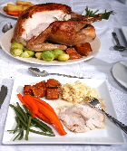 a_Thanksgiving_dinner