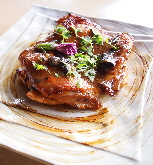 a_apricot_glazed_sweet_chicken