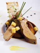 a_foir_gras_with_pineapple