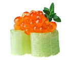 a_red_caviar_canape